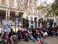 Primera audiencia del juicio a dos represores de la CNU La Plata