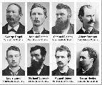 """Los Mártires de Chicago: un crimen de clase en la tierra de la """"democracia y la libertad''"""