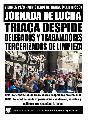 Jornada de lucha contra despidos persecutorios en el Ministerio de Trabajo