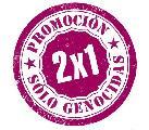 Promoción 2x1/Sólo genocidas