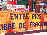 No habrá fracking en Entre Ríos