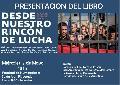 Misiones: Presentación libro de los 6 dirigentes campesinos paraguayos presos políticos