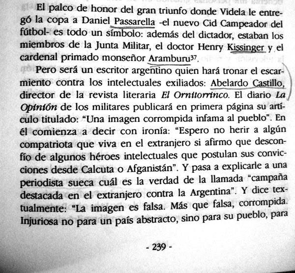 Rebeldía y Esperanza...