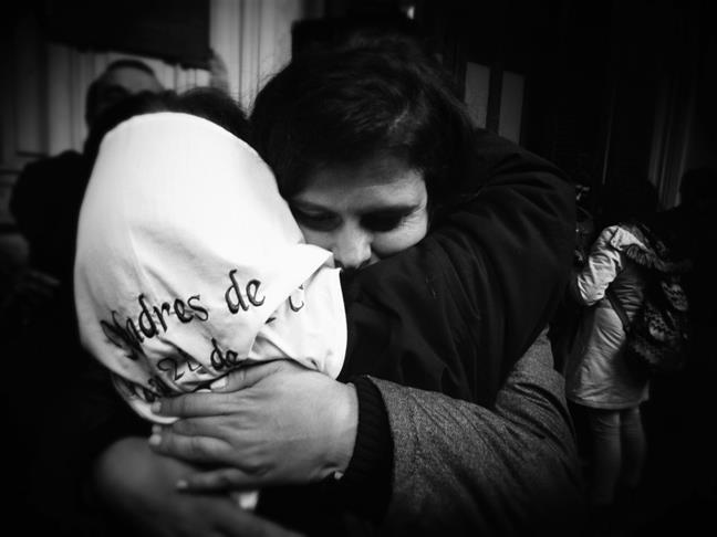Abrazame hasta que t...