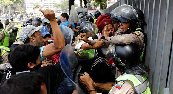 Venezuela en la hora...