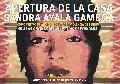 Jornada por la apertura de la casa Sandra Ayala Gamboa