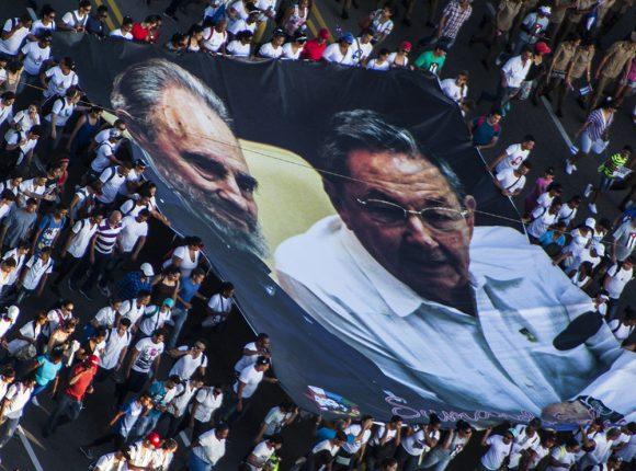 La Revolución Cubana...