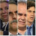 Los candidatos de La Salada