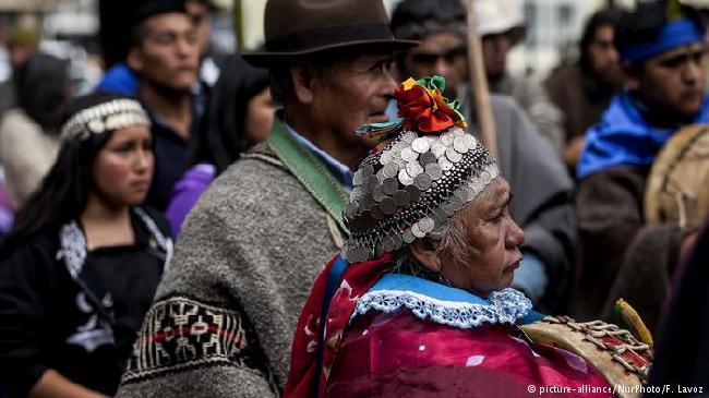 Bachelet y el confli...