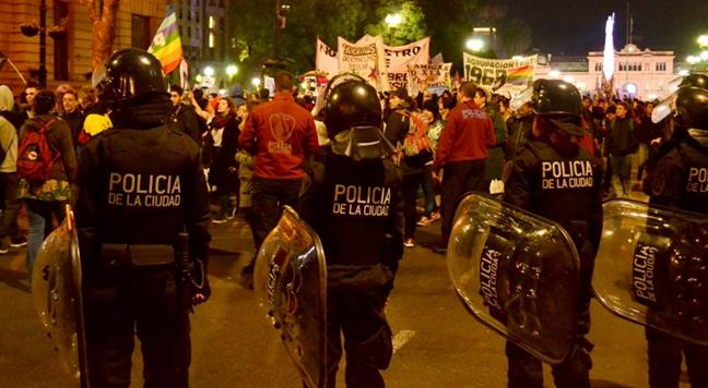 Marcha Nacional por ...