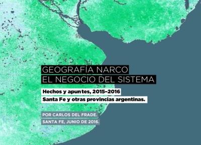 """""""Geografía narc..."""