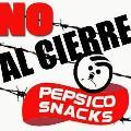 ¡No al cierre de Pepsico!