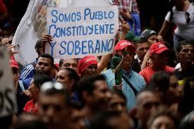 Venezuela: El pueblo...