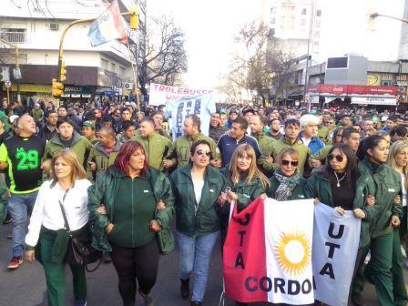 UTA Córdoba: No les ...