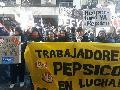 Urgente: aprestos represivos para el desalojo de Pepsico