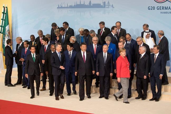 Conclusiones del G20...