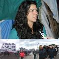 Marcha desde Azul a La Plata para decir basta al despojo y la represión