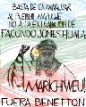 Libertad a Facundo Jones Huala, preso por mapuche
