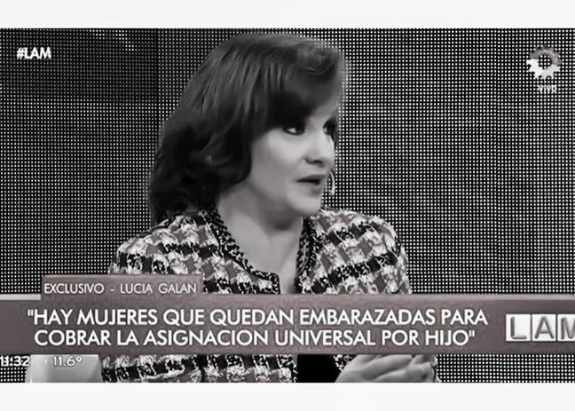 Lucía Galán y el Ba...