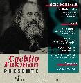 "Acto homenaje a Enrique ""Cachito"" Fukman"