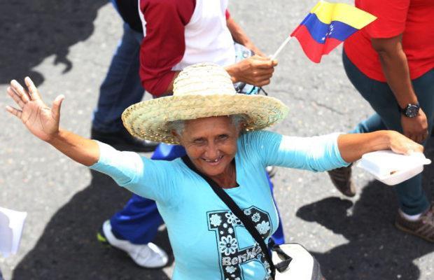 Venezuela: Masiva pa...