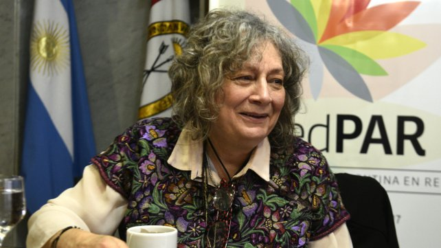 Rita Segato...