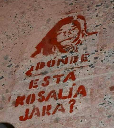 Solidaridad con lxs ...