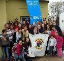 Trabajo Territorial de la UNER en la Comunidad Originaria Charrúa de Maciá