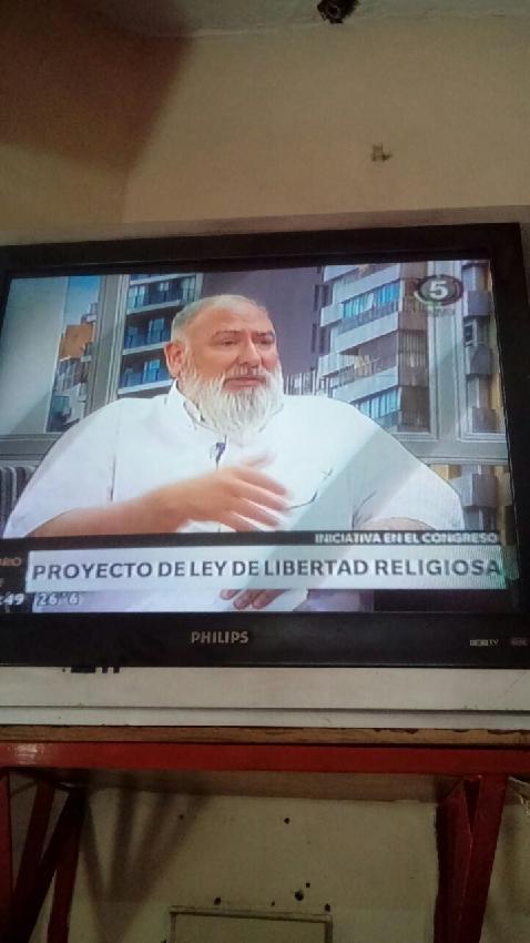 El Pastor Carlos Ahu...