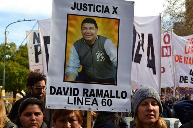 Justicia por David R...