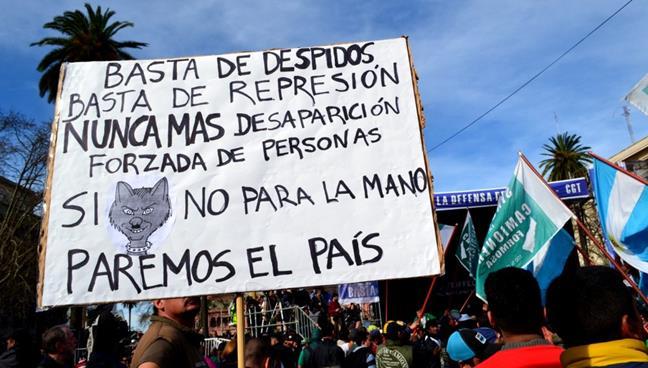 Plaza de Mayo...