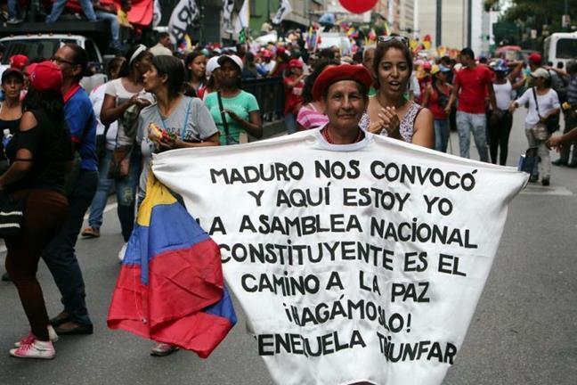 Venezuela y la Asamb...