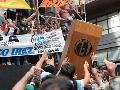 Las patronales presionan para que se vote una reforma laboral como la de Brasil