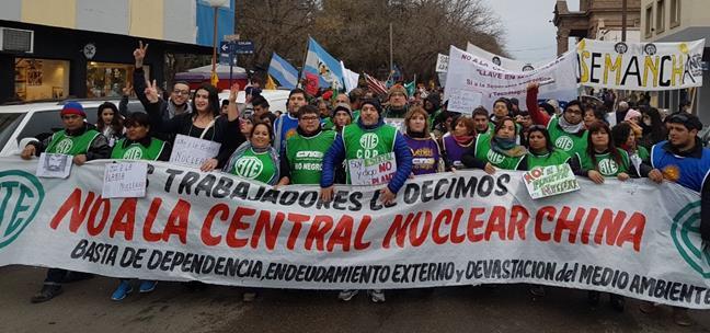 Central Nuclear: par...