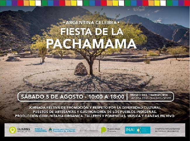 Fiesta de la Pachama...