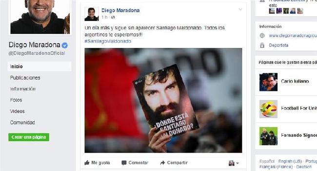 Diego Armando Marado...