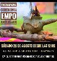 Día de la Pachamama en el EMPO