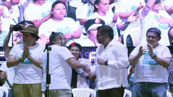 FARC-EP da apertura...