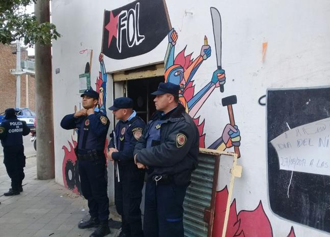 Local del FOL Córdob...