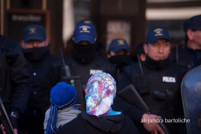 """""""Gendarmería es..."""