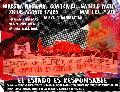 Mar del Plata Marcha contra el Gatillo Fácil y toda represión estatal