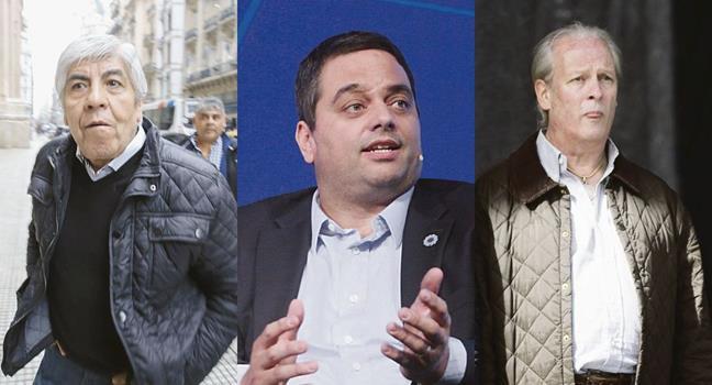Guerra fría: Macri r...