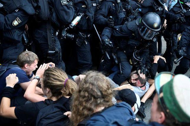 Alemania censura la...