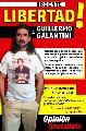 Detienen en Monte Caseros al compañero Guillermo Galantini