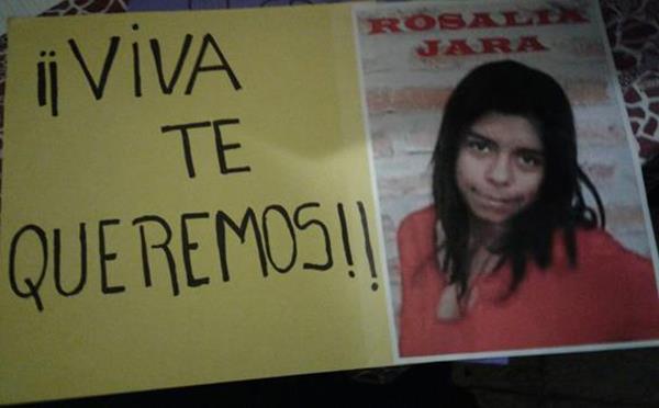 Rosalía...