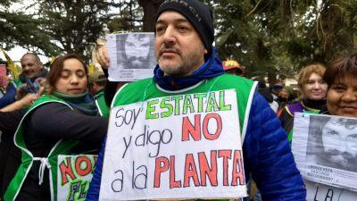Río Negro: No al pro...