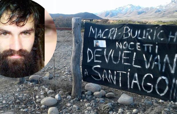 Santiago Maldonado: ...