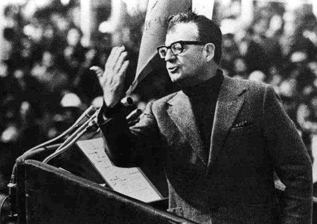 El legado de Allende...