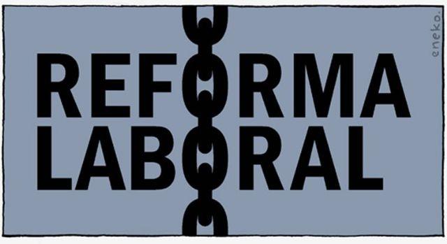 Reforma laboral: &qu...