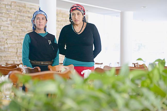 Soraya Maicoño y An...